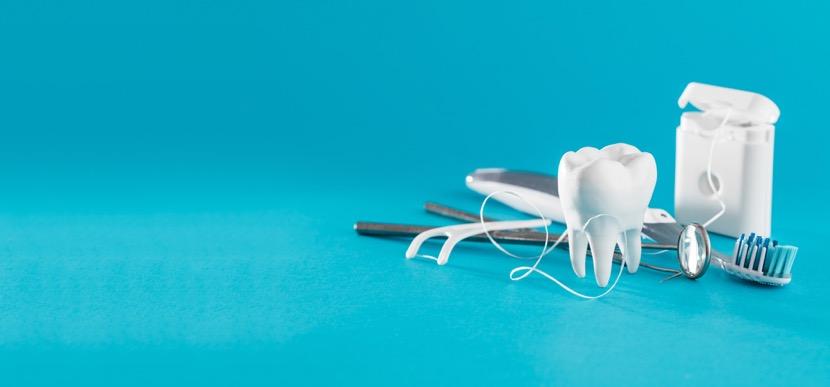 Den passenden Zahnersatz.