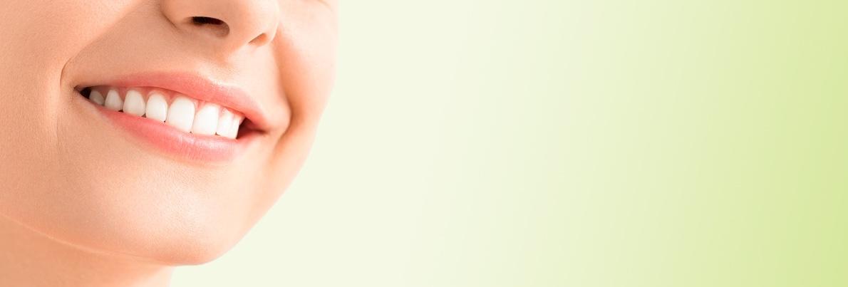 Professionelle Angebote für strahlend schöne Zähne.